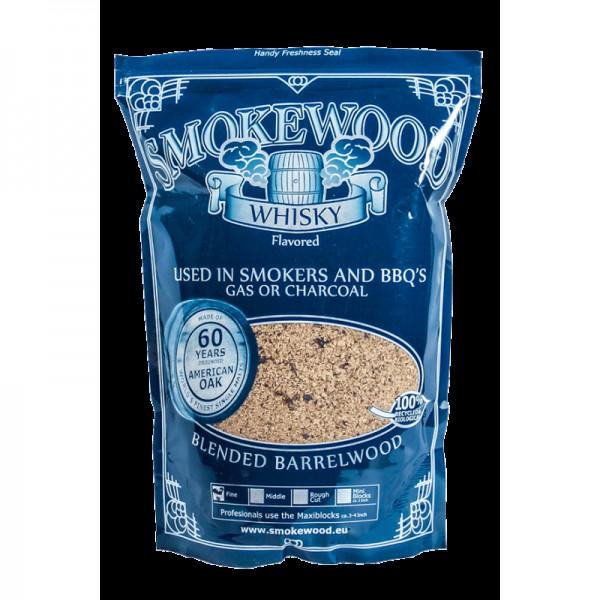Купить Стружка для копчения Smokewood Виски, мелкая, 0,85 кг - 7606 в магазине Grill Point