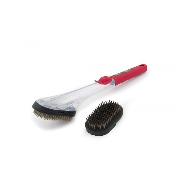 Купить Щетка для гриля с силиконовой ручкой Grill Pro - 77675 в магазине Grill Point