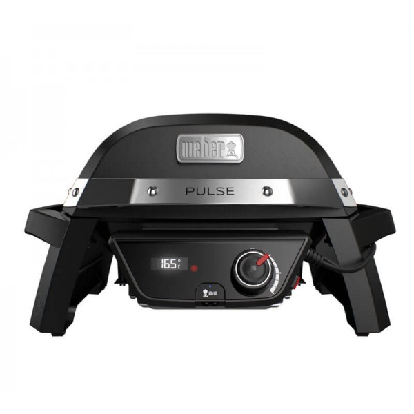 Купить Электрический гриль WEBER PULSE 1000 - 81010079 в магазине Grill Point