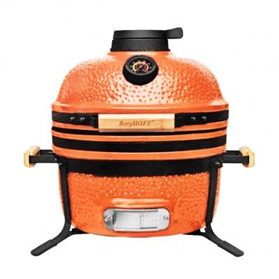 Керамический гриль BergHOFF Medium, 40 см, оранжевый