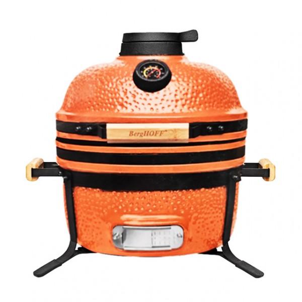 Купить Керамический гриль BergHOFF Medium, 40 см, оранжевый - 8500276 в магазине Grill Point