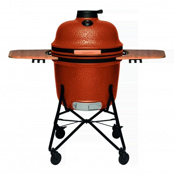 Купить Керамический угольный гриль BergHOFF, красно-коричневый - 8500890 в магазине Grill Point