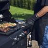 Перчатки ENDERS для BBQ огнестойкие, материал-арамид, 1 пара, цвет черный - 8785 фото_1