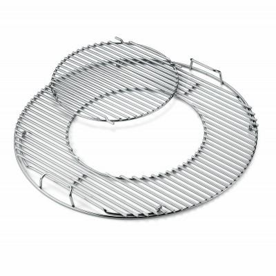 Решетка комбинированная для угольного гриля 57 см Weber Gourmet BBQ System