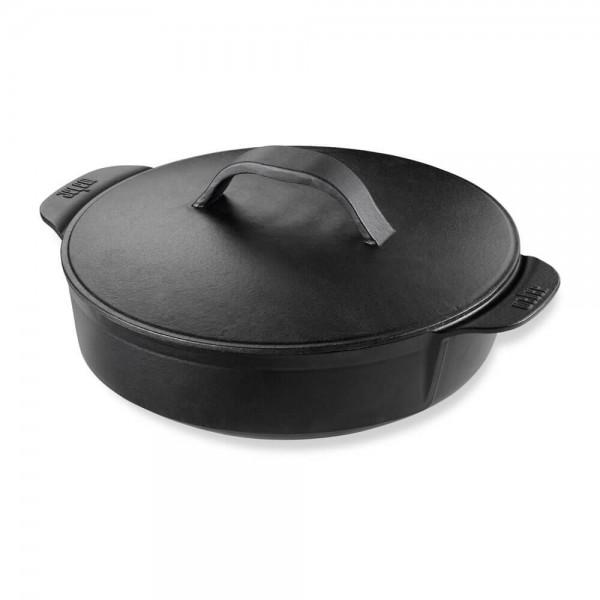 Купить Чугунная кастрюля Weber Gourmet BBQ System - 8842 в магазине Grill Point