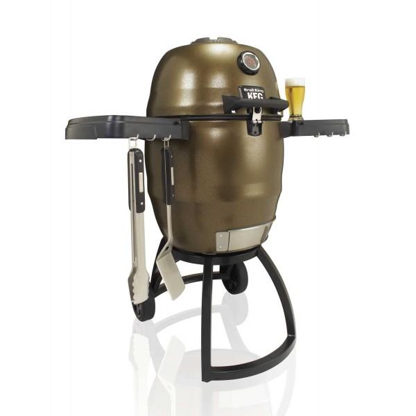 Купить Угольный гриль Broil King KEG 4000 - 911770 в магазине Grill Point
