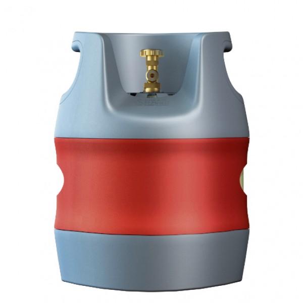 Купить Композитный газовый баллон HPCR-G.4, 12,7л  - 9667 в магазине Grill Point