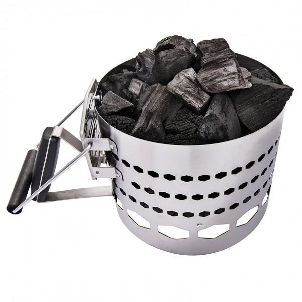 Купить Угольный стартер для гриля OKLAHOMA JOE'S HALFTIME XL - 9848125 в магазине Grill Point