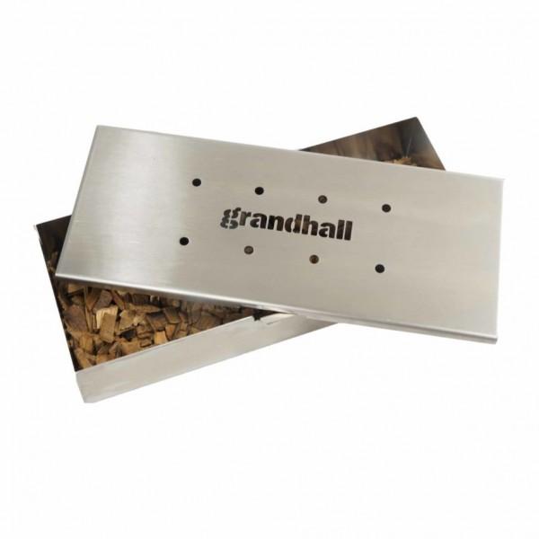 Купить Контейнер для щепы смокер-бокс GrandHall - A06701005E в магазине Grill Point