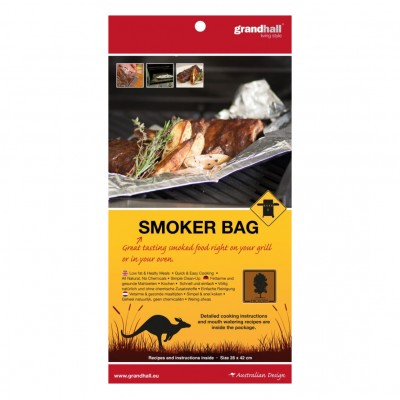 Пакет для копчения GrandHall с ароматом гикори