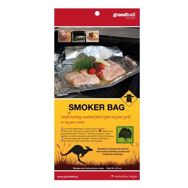 Купить Пакет для копчения GrandHall с ароматом ольхи - A06724007T в магазине Grill Point