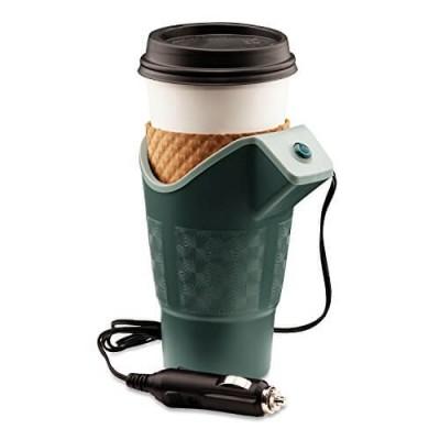 Автомобильная подставка-подогреватель для кофе/чая Maverick