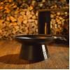 Костровая чаша-очаг AHOS FIRE PIT 600, черный - AHOS-FIRE-PIT-600 фото_5