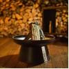 Костровая чаша-очаг AHOS FIRE PIT 600, черный - AHOS-FIRE-PIT-600 фото_6