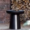 Гриль-очаг на дровах AHOS SPHERE, 75 см, черный - AHOS-SPHERE-2 фото_1