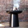 Гриль-очаг на дровах AHOS SPHERE, 75 см, черный - AHOS-SPHERE-2 фото_6