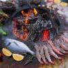 Дровяной гриль-мангал AHOS BIG, ржавый - AHOS_BIG фото_4