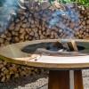 Гриль-мангал на дровах AHOS HIGH SPHERE, ржавый - AHOS_High_SPHERE фото_3