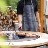 Гриль-мангал на дровах AHOS HIGH SPHERE, черный  - AHOS_High_SPHERE_B фото_5
