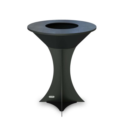 Дровяной гриль-мангал AHOS OLYMPIC 750, черный