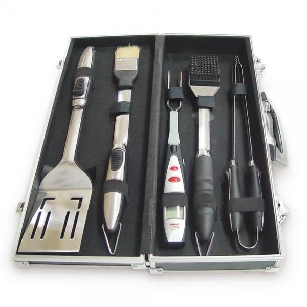 Купить Набор иструментов для гриля Maverick, 5 предметов - AK-01 в магазине Grill Point