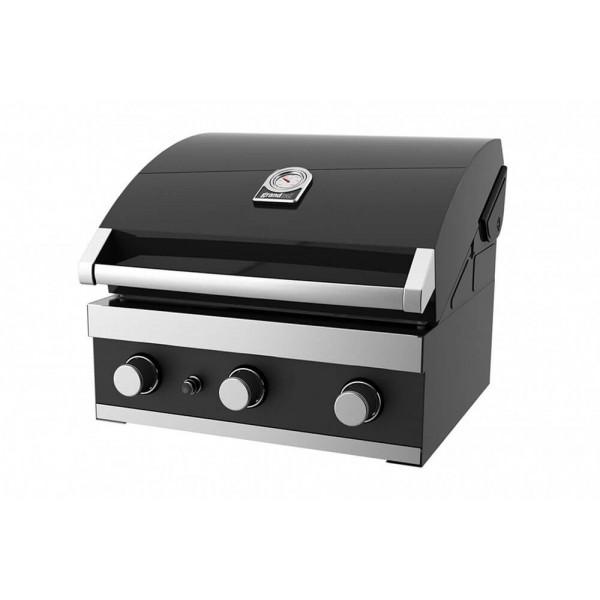 Купить Встраиваемый газовый гриль GrandHall Premium GT3 - K03000196A в магазине Grill Point