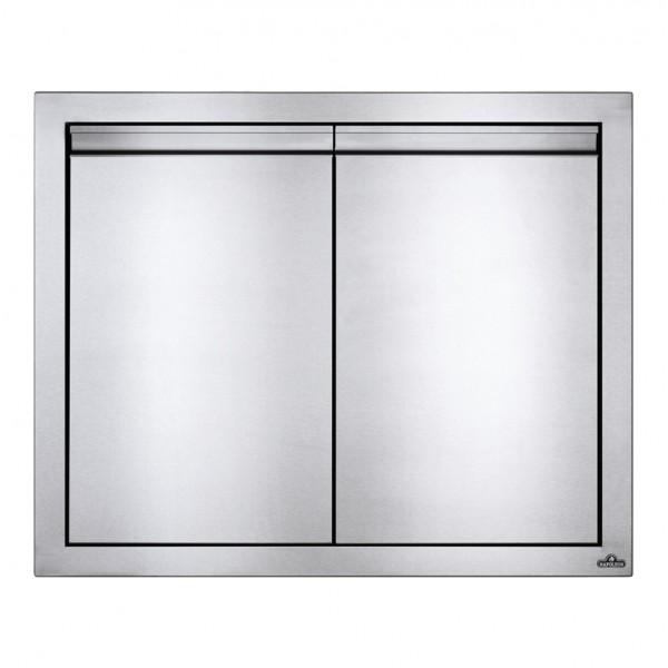 Купить Встраиваемая дверь двустворчатая, малая 76х61 см Napoleon - BI-3024-2D в магазине Grill Point