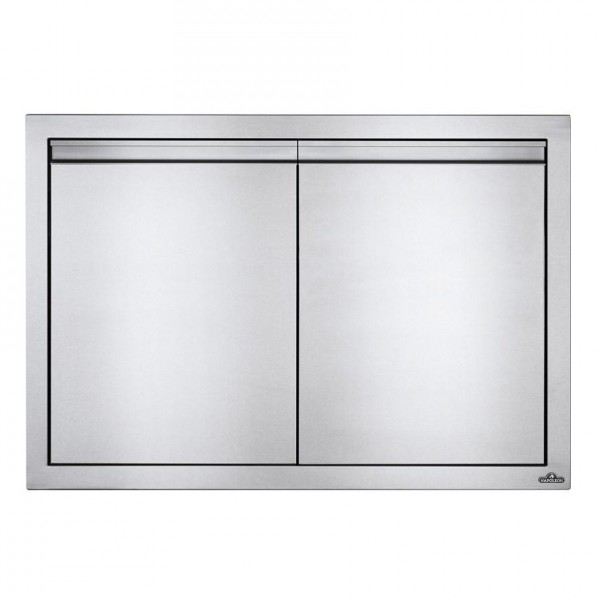 Купить Встраиваемая дверь двустворчатая, большая 91х61 см Napoleon - BI-3624-2D в магазине Grill Point