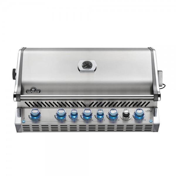 Купить Встраиваемый газовый гриль Napoleon Prestige BIPRO 665 - BIPRO665RBPSS-CE в магазине Grill Point
