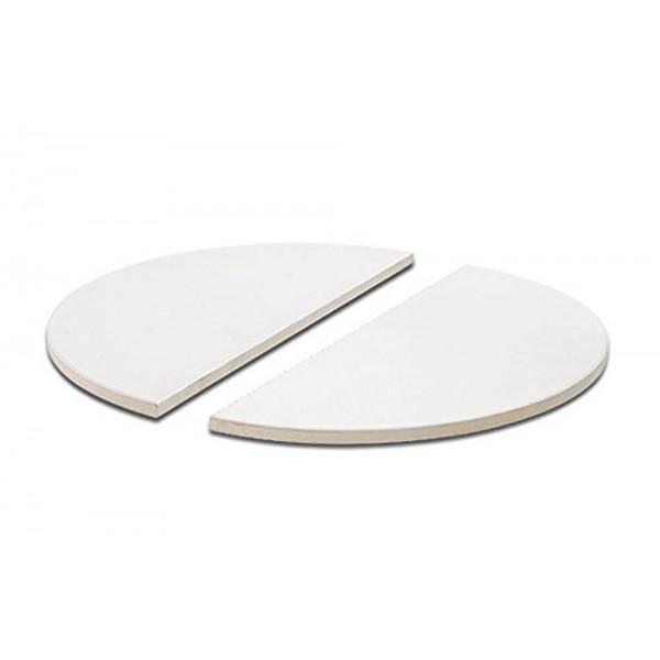 Купить Камень для выпечки, полукруглый, 2 шт. Kamado Joe Big  - BJ-HDP в магазине Grill Point