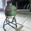 КОМПЛЕКТ Гриль керамический Big Green Egg Xlarge с чехлом и решеткой - Big_green_egg_XL_komplekt фото_1
