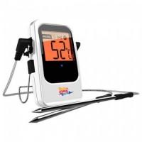 Цифровой Blutooth термометр для мяса Maverick, белый