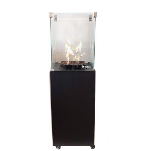 Купить Уличный газовый обогреватель-камин Italkero ETNA (7,3 кВт) - ET07M0 в магазине Grill Point