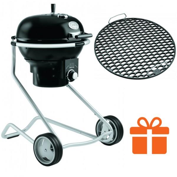 Купить Комплект угольный гриль Roesle AIR F50 + чугунная решетка - F50 в магазине Grill Point