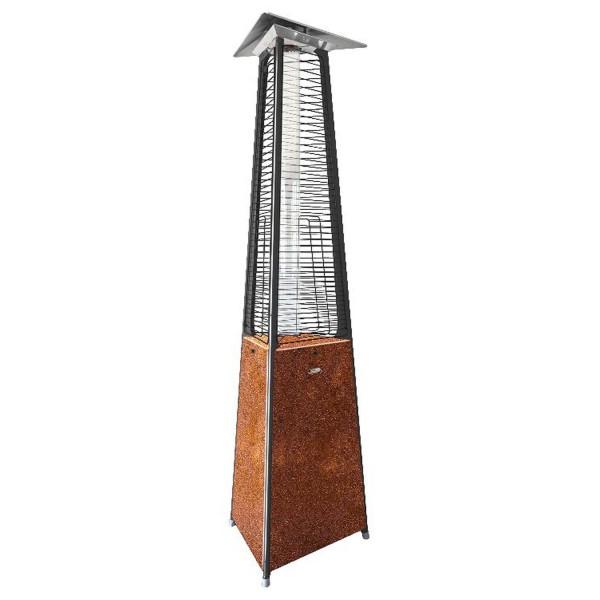 Купить Уличный инфракрасный газовый обогреватель Italkero Falo Evo RUST - FL10AE в магазине Grill Point