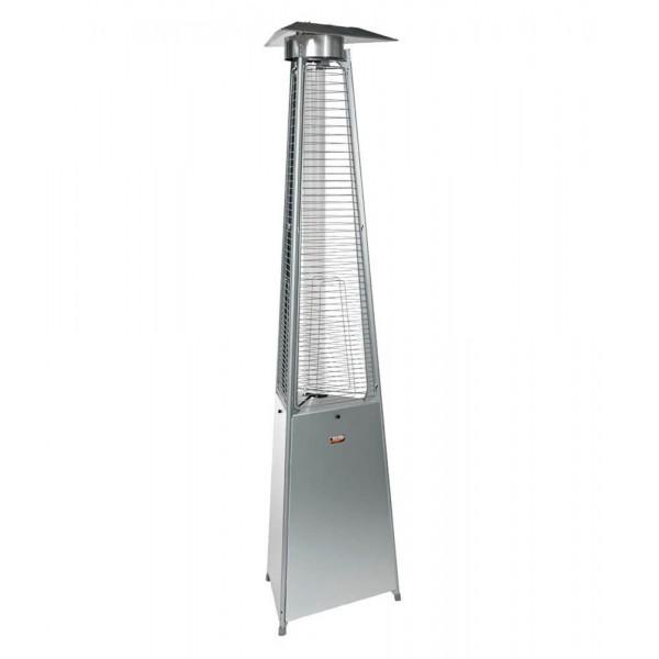 Купить Уличный инфракрасный газовый обогреватель Italkero Falo Evo Steel, 10,4 кВт - FL12AEL01U1 в магазине Grill Point