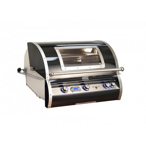 Купить Встраиваемый газовый гриль Echelon H790I Black Diamond FireMagic - H790I-4E1P-W-EC в магазине Grill Point