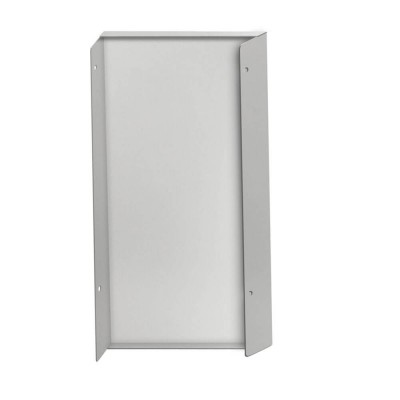 Окрашенная  соединительная панель 2-х шкафов под углом 45 градусов Napoleon
