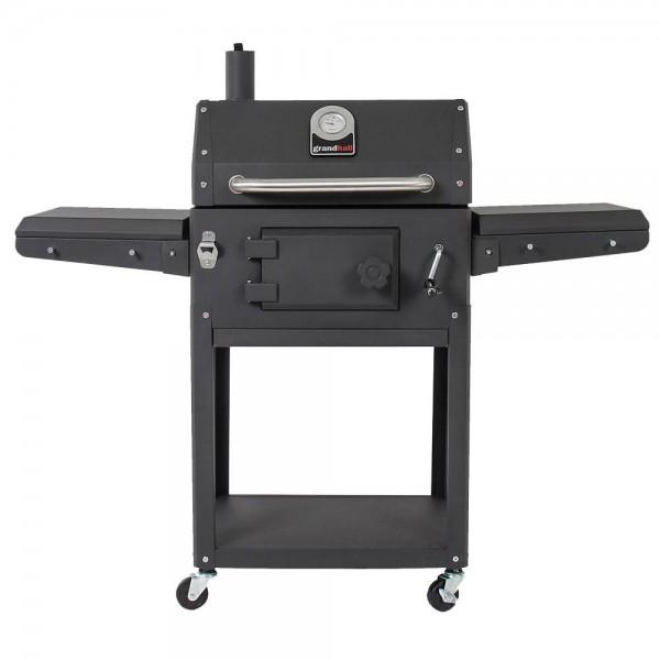 Купить Угольный гриль GrandHall Xenon Charcoal + ФАРТУК в подарок - K01000020A в магазине Grill Point