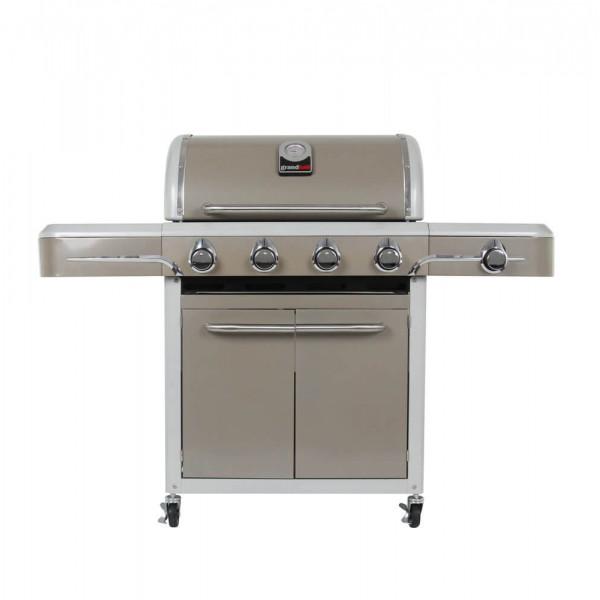 Купить Гриль газовый GrandHall Bel Air Titanium - K04000128A в магазине Grill Point