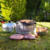 Портативный мини угольный гриль Cobb Premier Kitchen in a box - Kit 001 фото_7
