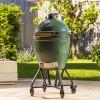 КОМПЛЕКТ Гриль керамический Big Green Egg Large с чехлом - Komplekt_large_s_chehlom фото_6