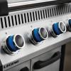Газовый гриль Napoleon Legend-485 с инфракрасной горелкой - LD485RSIBPSS-1 фото_9