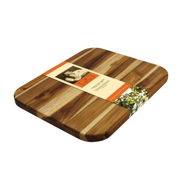 Купить Доска разделочная тиковая Madeira 26,6 х 31,75 - M-02 в магазине Grill Point