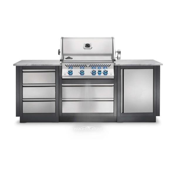 Купить Конфигурация летней уличной кухни Napoleon Oasis-100 - Oasis100 в магазине Grill Point