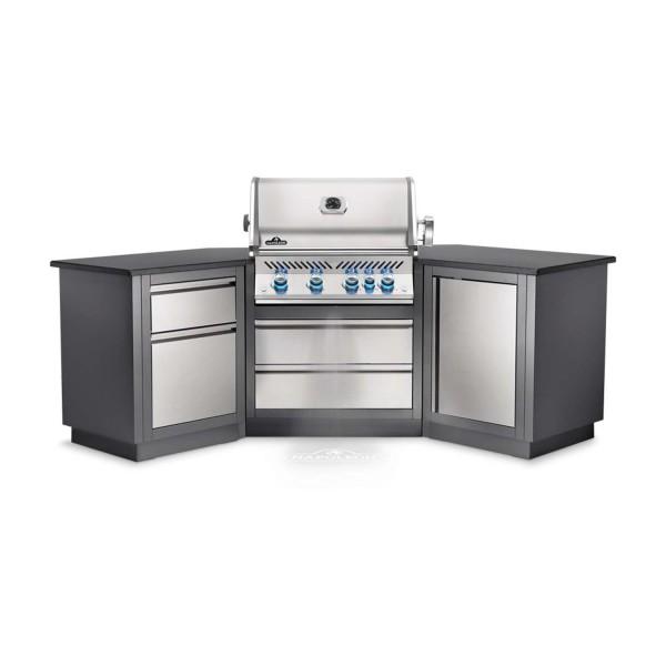 Купить Конфигурация летней уличной кухни Napoleon Oasis-200 - Oasis200 в магазине Grill Point