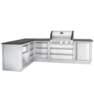 Конфигурация летней уличной кухни Napoleon Oasis-300