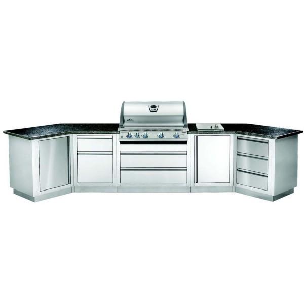 Купить Конфигурация летней уличной кухни Napoleon Oasis-400 - Oasis400 в магазине Grill Point