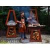 Фартук для гриля, кожаный Quan - QN94558 фото_1