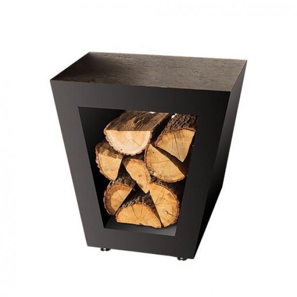 Купить Столик приставной Quan Quadro Premium Carbon - QN91175 в магазине Grill Point